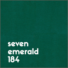 seven emerald 184