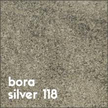 bora silver 118
