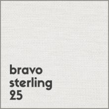 bravo sterling 25