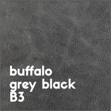 buffalo grey black B3