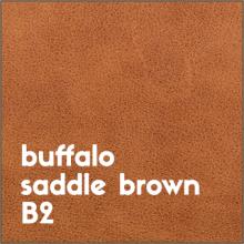 buffalo saddle brown B2