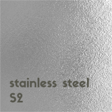 stainless steel S2